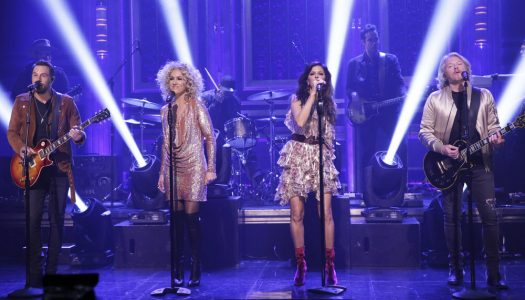 "Little Big Town Performs ""Rollin'"" On ""The Tonight Show Starring Jimmy Fallon"""