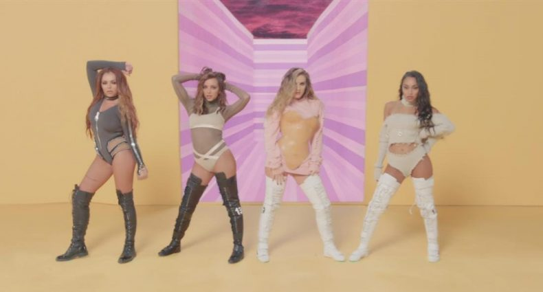 Little Mix in Touch [Columbia]
