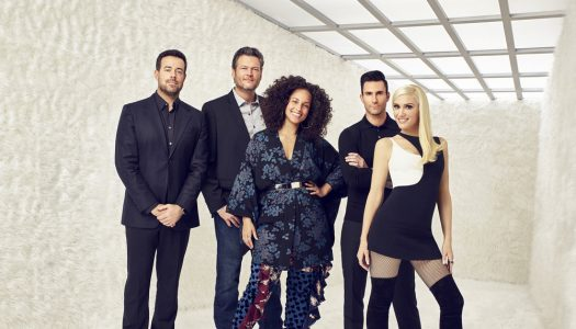 "NBC Shares Season 12 ""The Voice"" Coaches Gallery Ahead Of 2/27 Premiere"