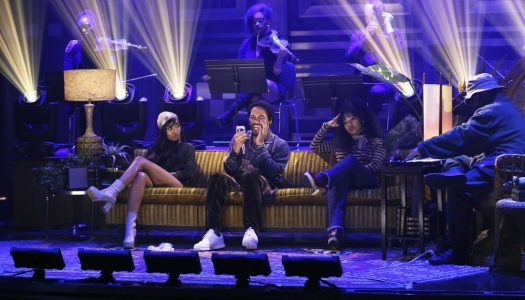 "Anderson .Paak & Knxwledge (NxWorries) Perform On Jimmy Fallon's ""Tonight Show"" (Watch Now)"