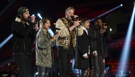 Special Look: Pentatonix Performs During Grammy Awards Rehearsals (Updated)