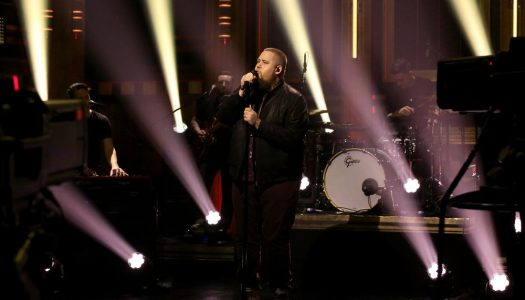 "Rag'n'Bone Man Performs ""Human"" On ""The Tonight Show Starring Jimmy Fallon"" (Watch Now)"