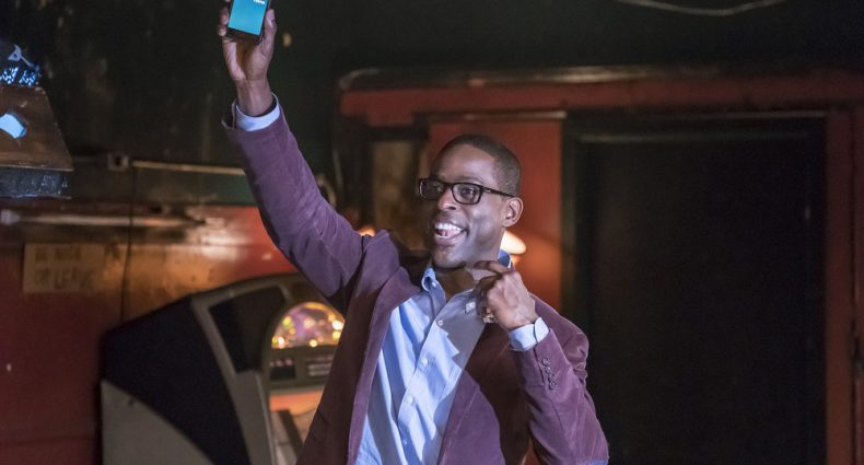 Sterling K. Brown on This Is Us [NBC]