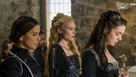 "Ratings: The CW's ""Reign"" Returns Softly"