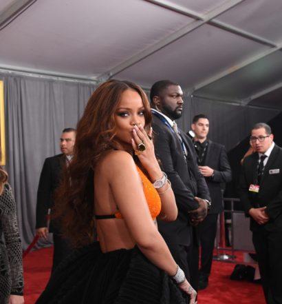 Rihanna [CBS]