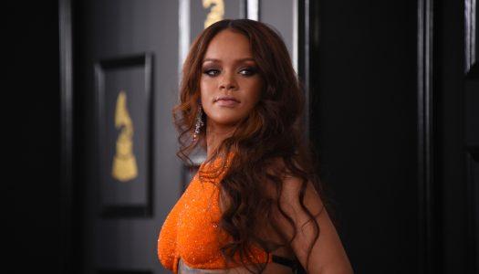 "Rihanna's ""Love On The Brain"" Earns Top 5 Position At Pop Radio"