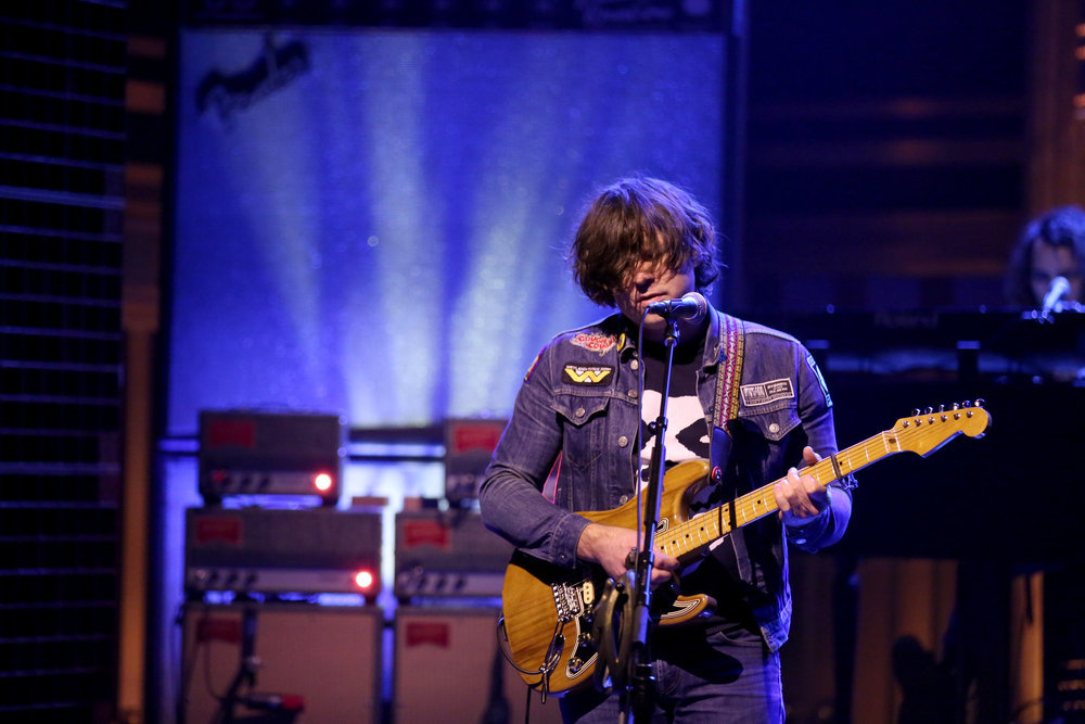 Ryan Adams Performs Quot Do You Still Love Me Quot On Jimmy Fallon