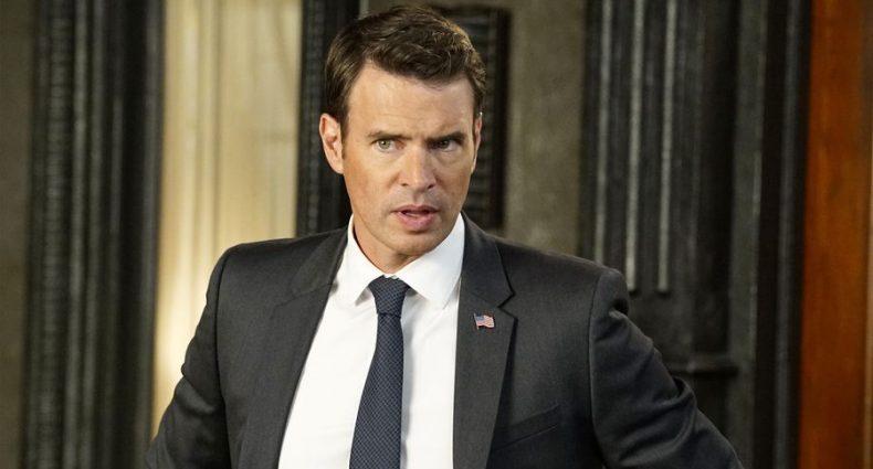 Scott Foley on Scandal [ABC]