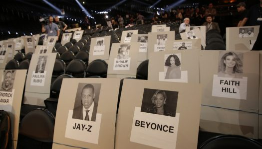Grammy Awards Seat Cards Reveal Where Rihanna, Adele, Jay Z & Beyonce, Gaga, More Will Sit
