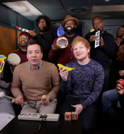 Ed Sheeran Classroom [NBC]