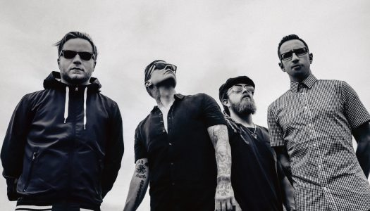 """Shinedown's """"How Did You Love"""" Tops 4th Straight Active Rock Airplay Chart"""