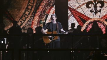 Grammys humble and kind named best country song Sturgill simpson grammy performance