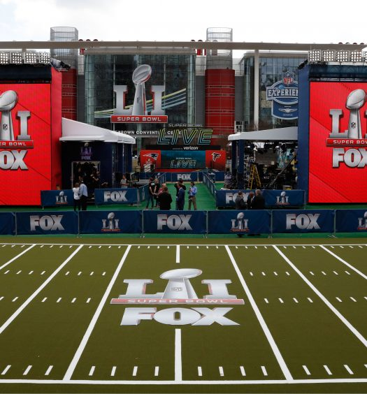 Super Bowl image [FOX Sports]