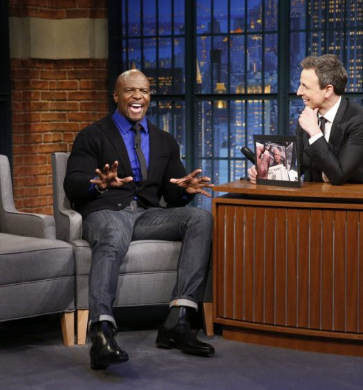 Terry Crews [NBC]