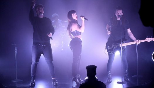 "The Band Perry Performs ""Stay In The Dark"" On Jimmy Fallon's ""Tonight Show"" (Watch Now)"