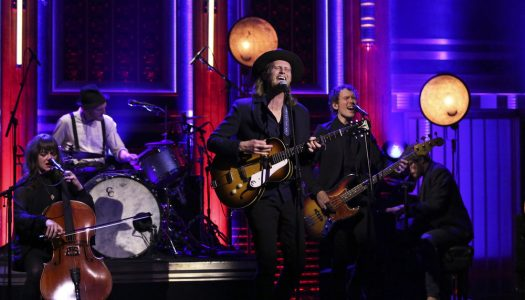 "The Lumineers Perform ""Angela"" On Jimmy Fallon's ""Tonight Show"" (Watch Now)"