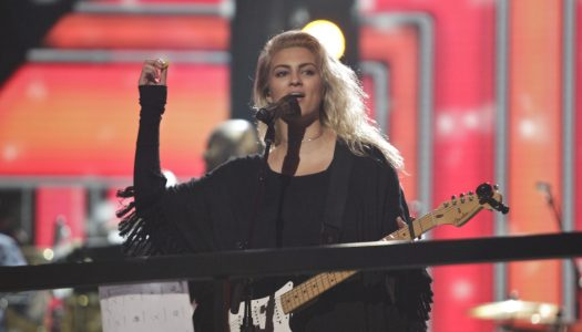 Special Look: Tori Kelly, Demi Lovato Rehearsing Grammys Performance