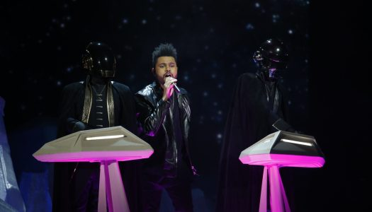 "The Weeknd's Single ""Starboy"" Earns Quadruple Platinum Certification"