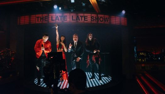 "The Band Perry Performs ""Stay In The Dark"" On Corden's ""Late Late Show"" (Watch)"