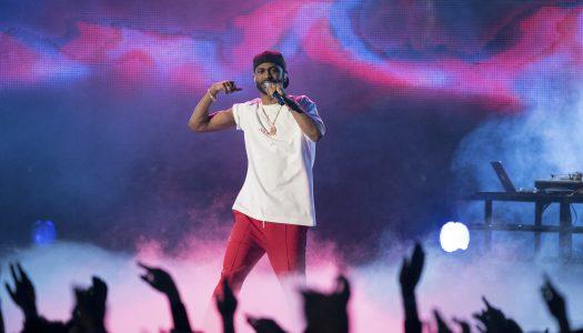 "Big Sean's ""Bounce Back"" Returns To #1 At Rhythmic Radio"