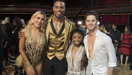 "Ratings Update: ""Dancing With The Stars"" Matches Fall Premiere, Tops Spring Premiere"
