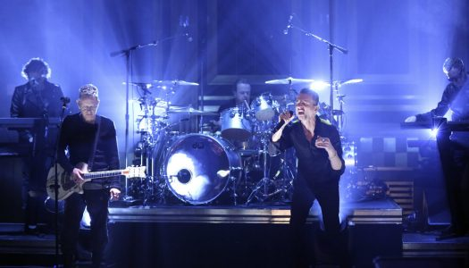 "Depeche Mode Performs On ""The Tonight Show Starring Jimmy Fallon"" (Watch Now)"