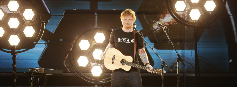 Ed Sheeran [CBS]