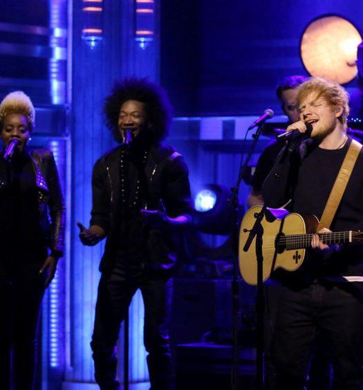 Ed Sheeran [NBC]