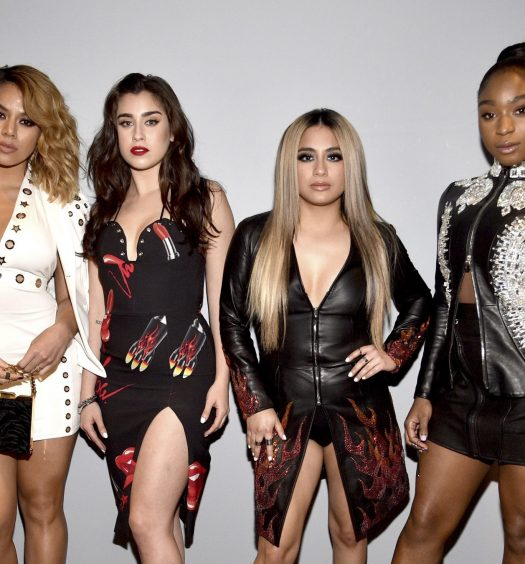 Fifth Harmony [Photo via Kevin Mazur/Getty/iHeart]