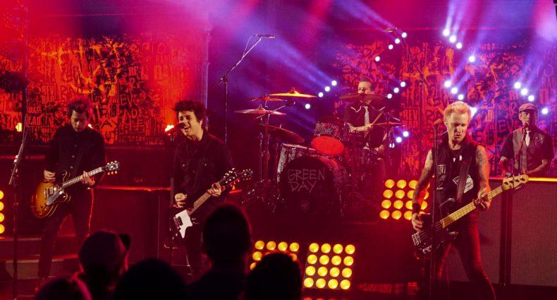 Green Day [CBS]