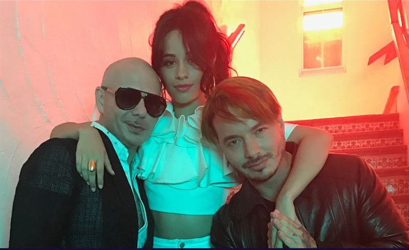 Watch Pitbull, J Balvin and Camila Cabello's Steamy 'Hey Ma' Video