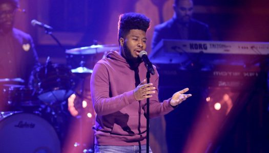"Khalid Performs ""Location"" On ""The Tonight Show Starring Jimmy Fallon"" (Watch Now)"