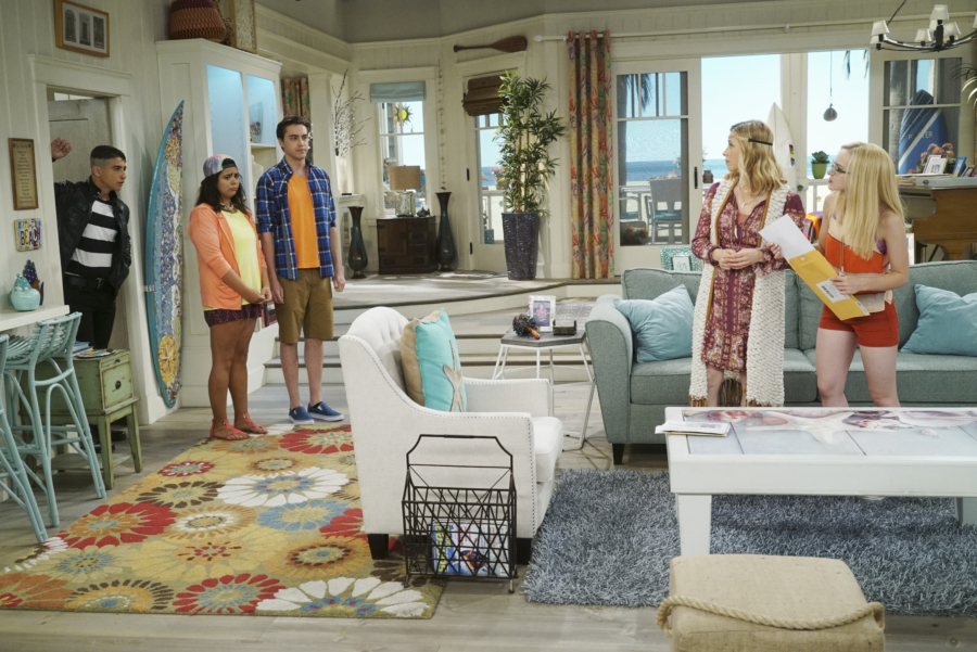 """LIV AND MADDIE - """"End-A-Rooney"""" - The Rooney house is"""