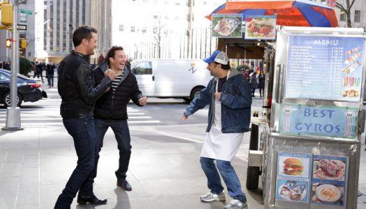 "Luke Bryan Appears In Gyro Music Video On ""Tonight Show Starring Jimmy Fallon"" (Watch Now)"