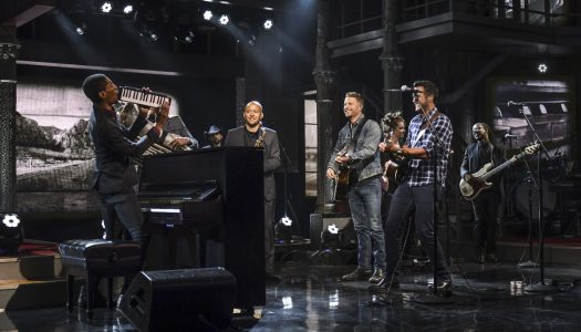 "Luke Bryan & Dierks Bentley Perform ""Ramblin' Fever"" On Colbert's ""Late Show"" (Watch Now)"
