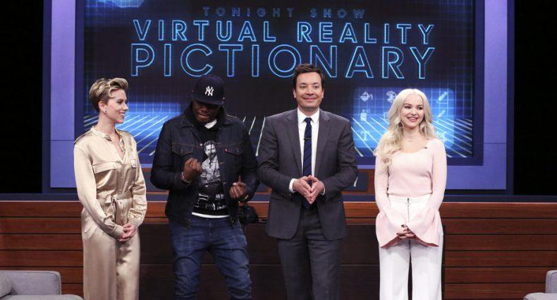 Virtual Reality Pictionary [NBC]