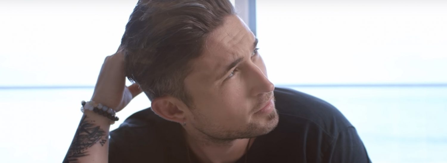 Michael Ray in Think A Little Less |Warner Nashville