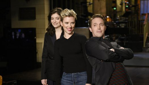 "Ratings: ""Saturday Night Live"" Dips For Scarlett Johansson, Lorde Episode"