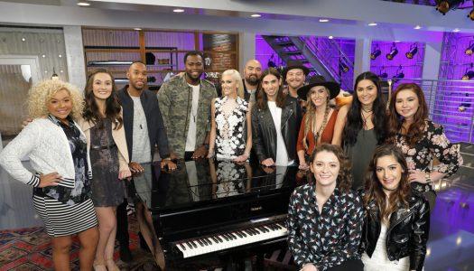 "NBC Shares ""The Voice"" Team Photos Ahead Of Battle Round"