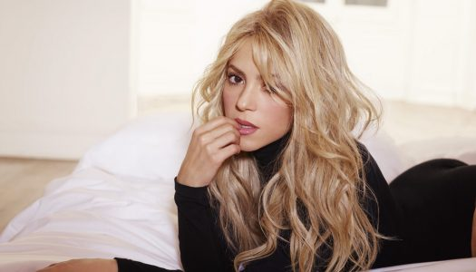 "Shakira's ""Try Everything"" Earns Platinum Honor In United States"