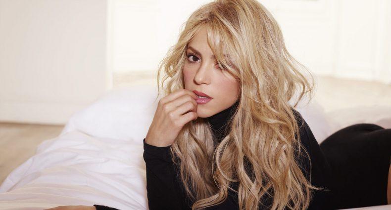 Shakira [Kayt Jones / RCA Press Photo]