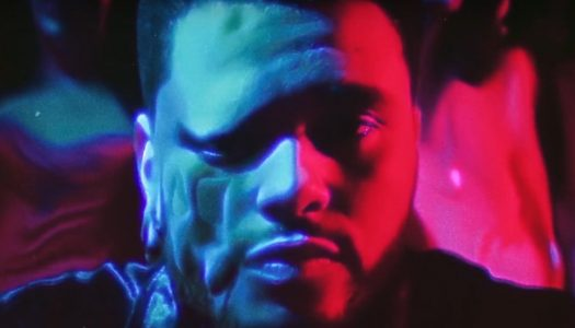 "The Weeknd's ""Party Monster"" Claims #1 At Rhythmic Radio"