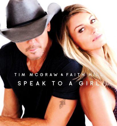 Tim McGraw & Faith Hill | Speak to a Girl Cover by Becky Fluke/Arista