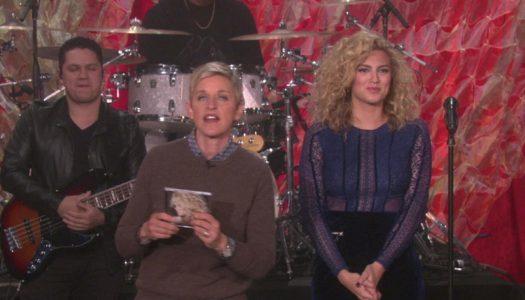 "Tori Kelly To Perform ""Hallellujah"" On March 17 ""Ellen DeGeneres Show"""