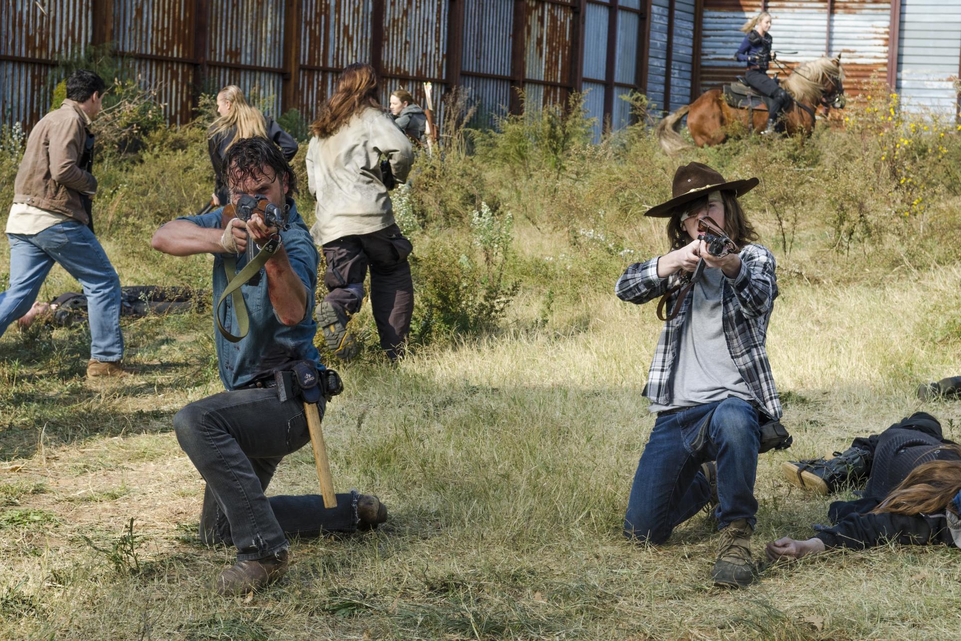 Bsto The Walking Dead