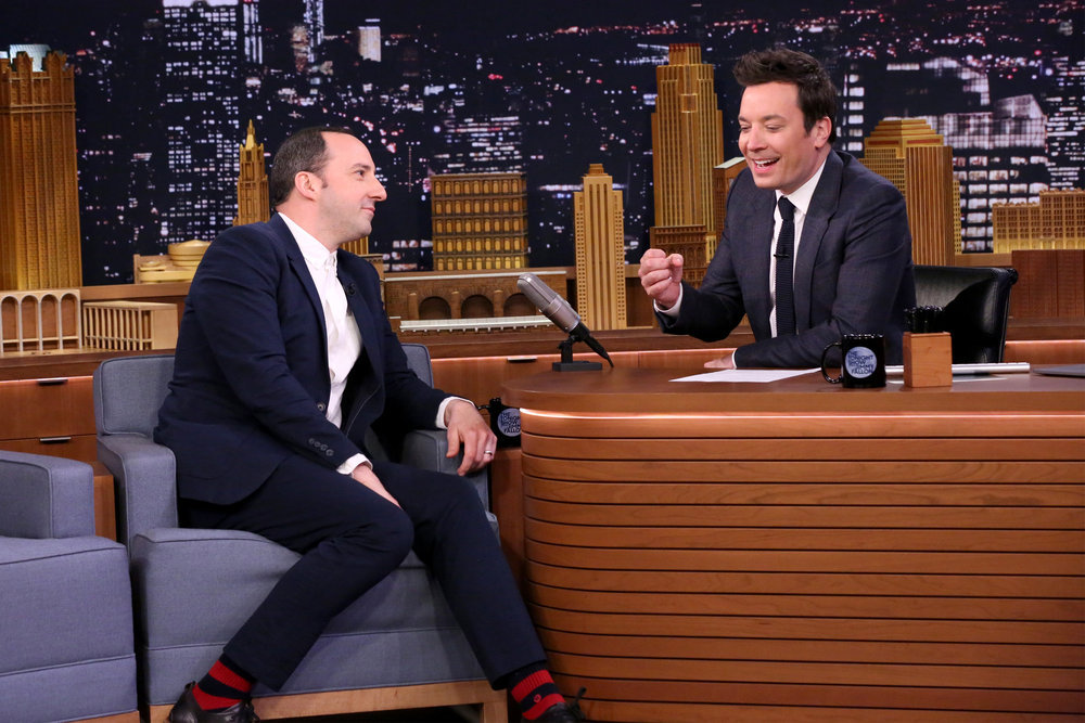 Jose Quintana teaches Spanish to Fallon on 'Tonight Show'
