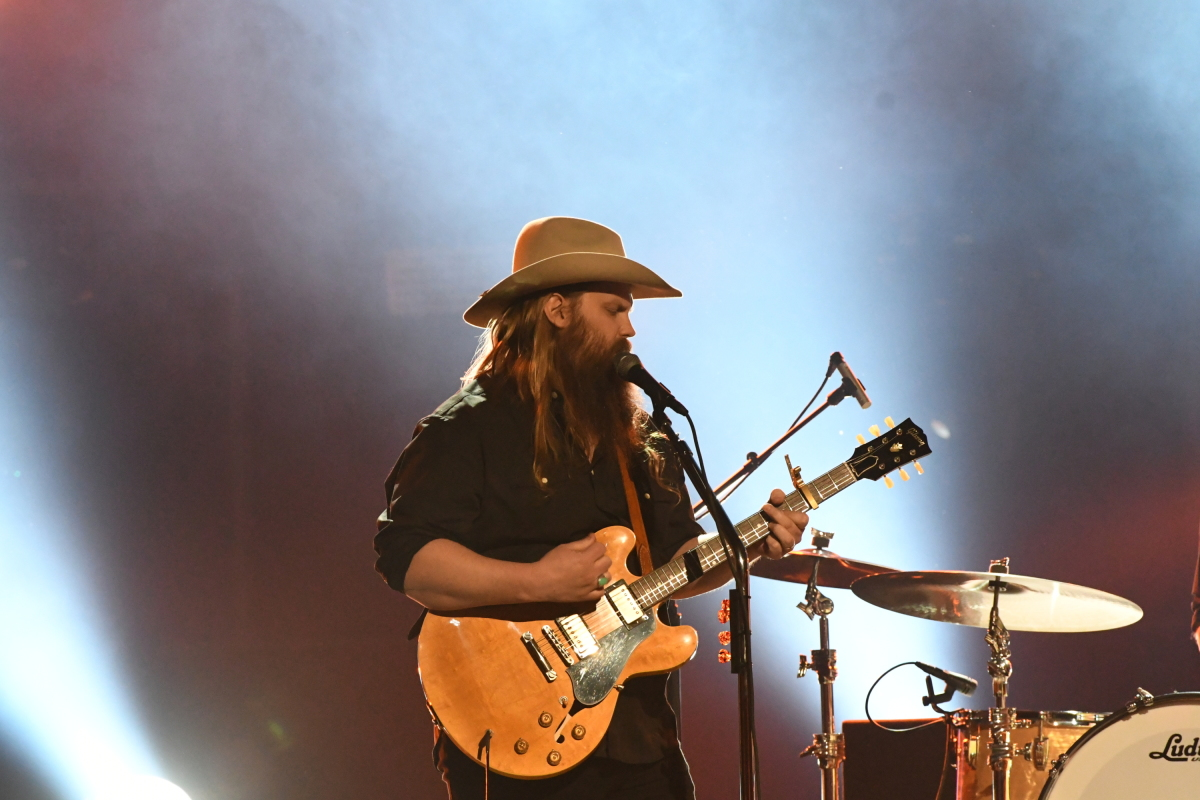Chris Stapleton S Quot Either Way Quot Received 1079 First Day