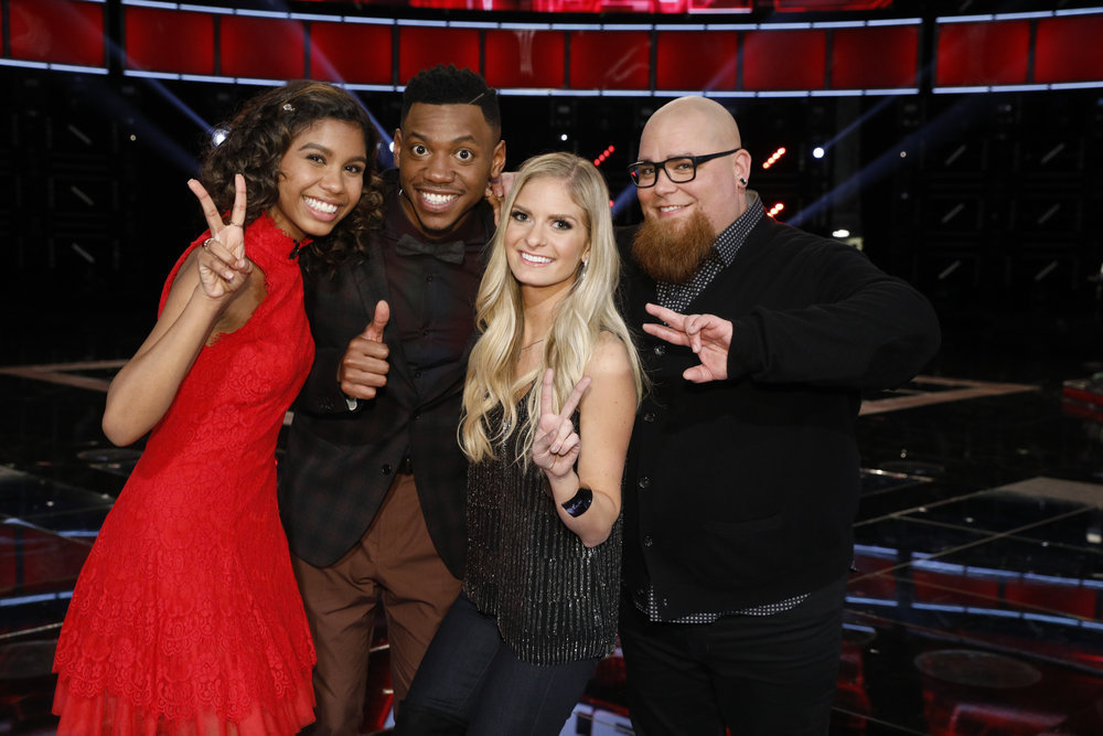 Live updates as Top 8 perform in 'The Voice' semifinals