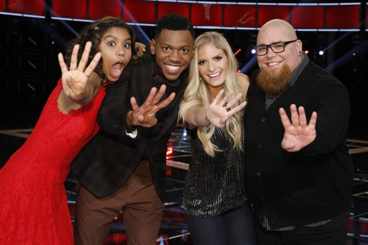 Jesse Larson makes top 4, heads to The Voice finale