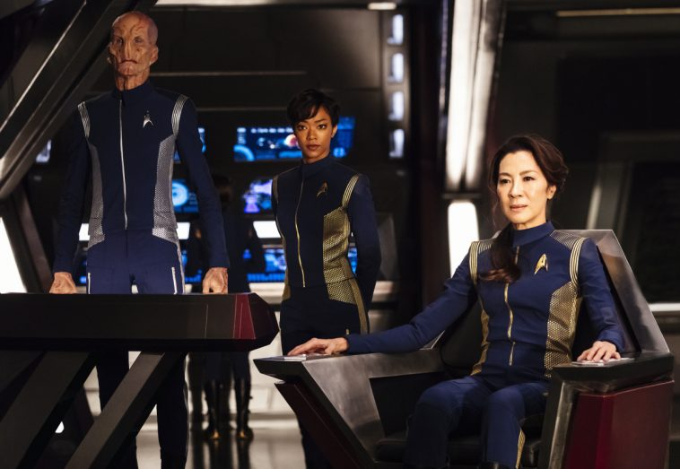 'Star Trek: Discovery' finally gets launch date
